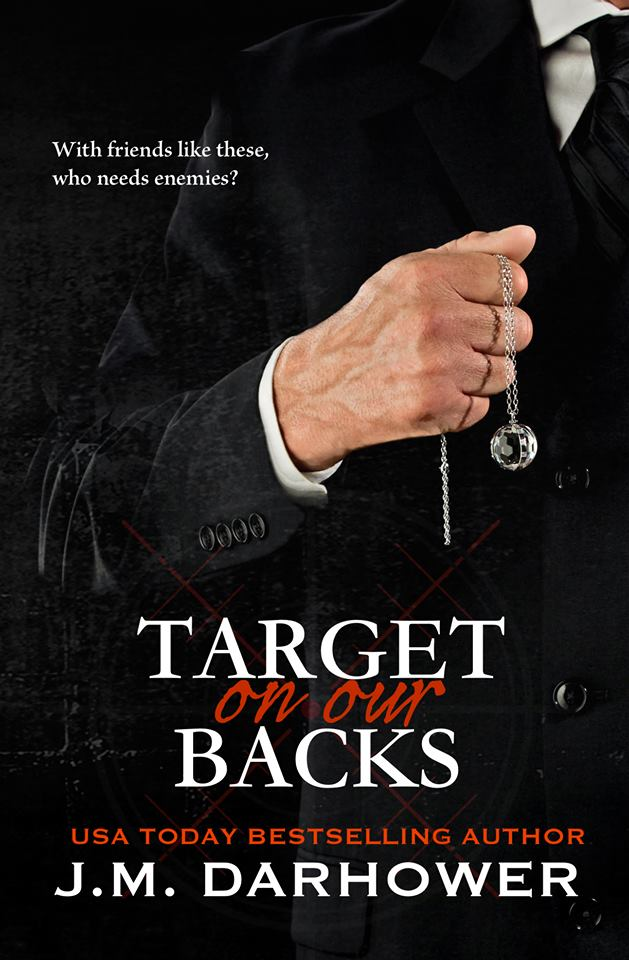 Target On Our Backs Cover